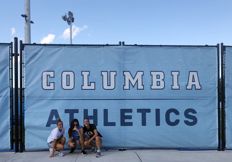Columbia University Soccer