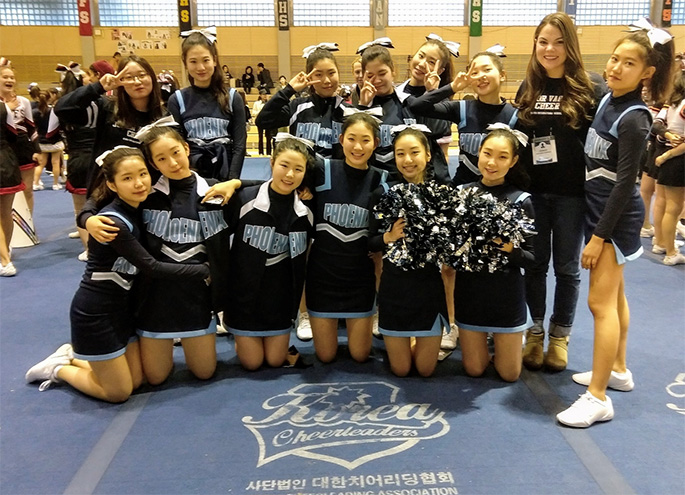 Cheerleading KAIAC 2019