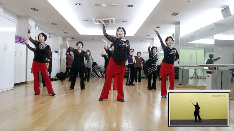 Dancing Queens, A Dance Project for Seniors