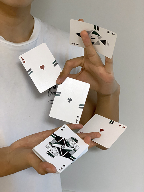 Cardistry, The Art of Card Flourishing
