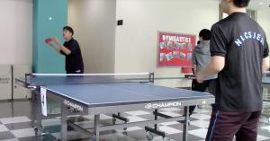 Influence of table-tennis in my school life