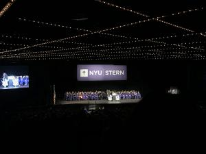 2018 New York University Stern Baccalaureate Ceremony