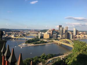 Why come to Pittsburgh?